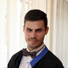 ESR9: Theofilos Filippos Charitidis